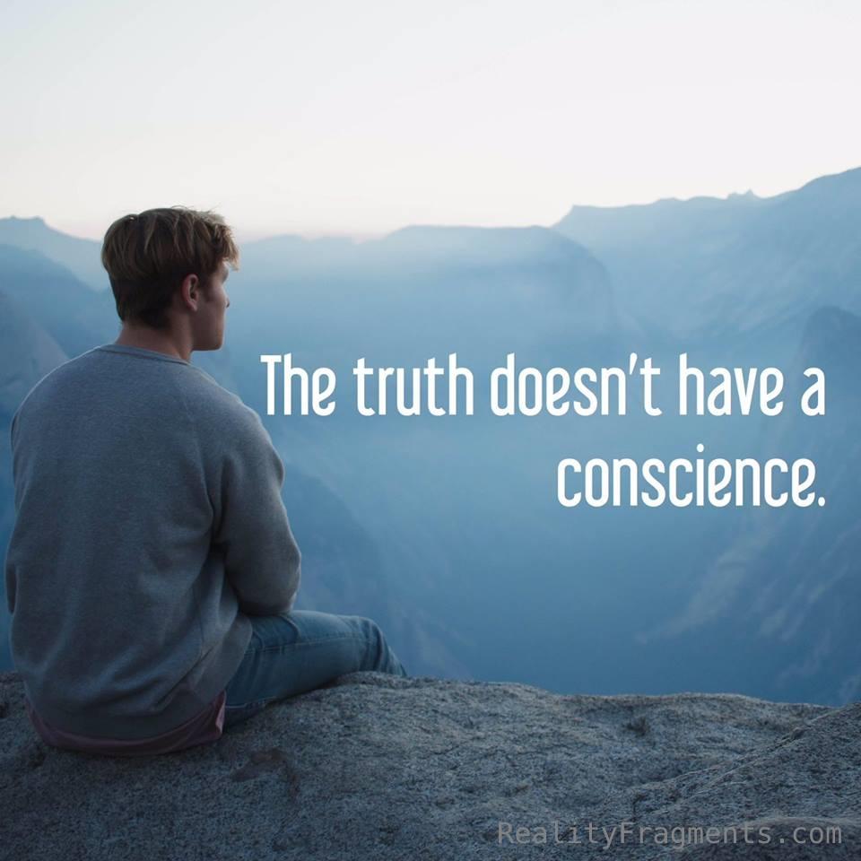 TheTruthHasNoConscience
